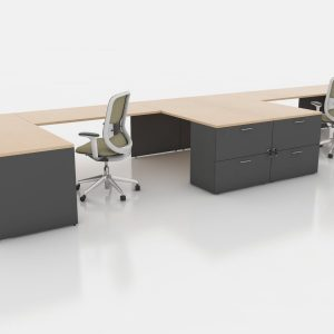 U-SHAPED DESKS