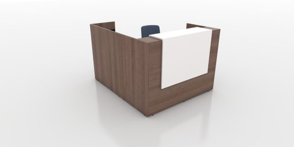 Soho-Reception-Desk-Caramel-and-White
