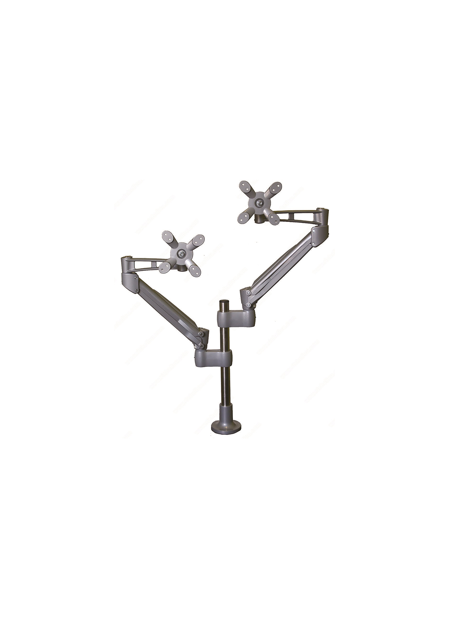 Office Furniture Toronto Accessories - Dual Monitor Arm