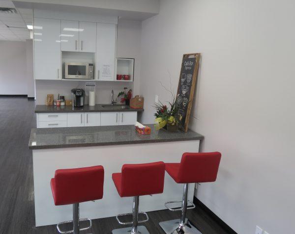 Custom Office Furniture - Office Kitchen