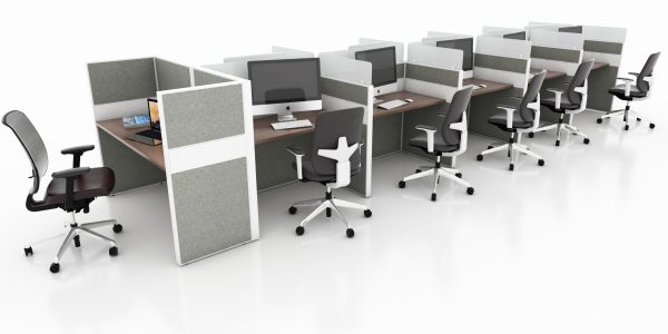 Workstations Cubicles Bench Modern And Custom