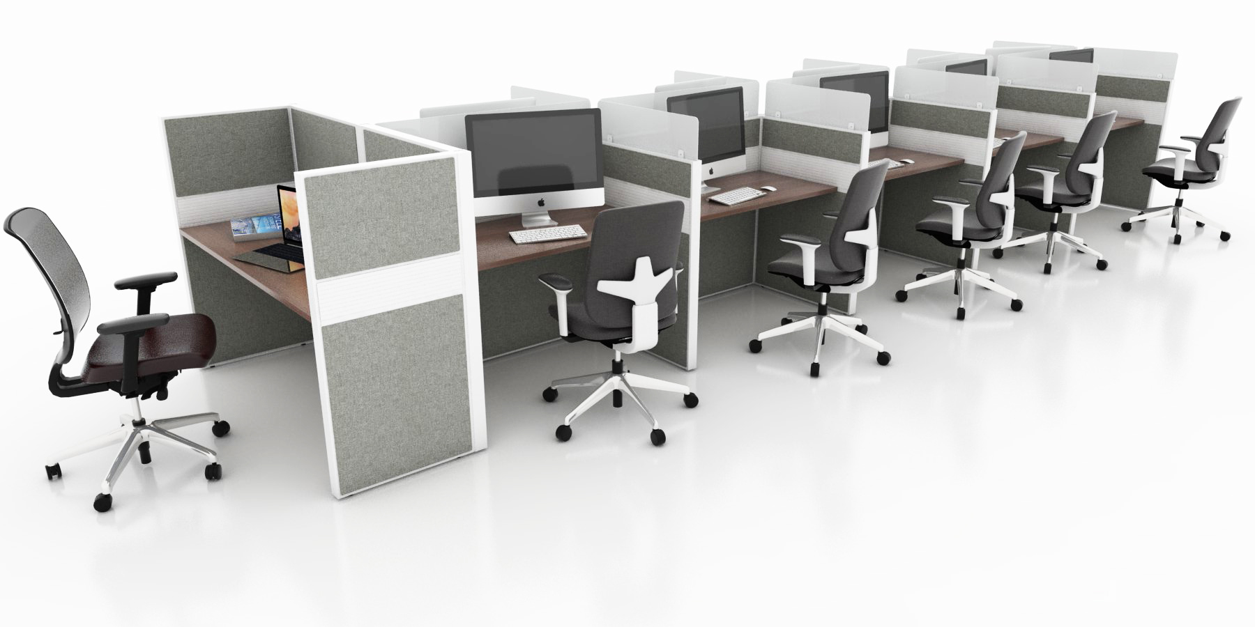Modern Cubicle Furniture